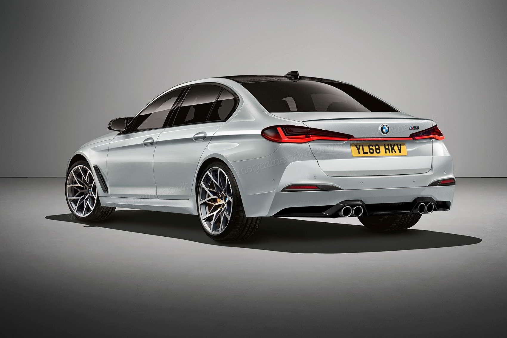 80 The Best 2020 BMW 550I Concept and Review