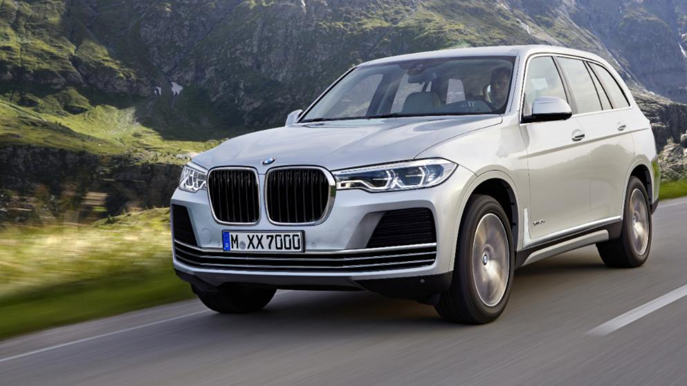80 The Best 2020 BMW X7 Suv Series Pictures