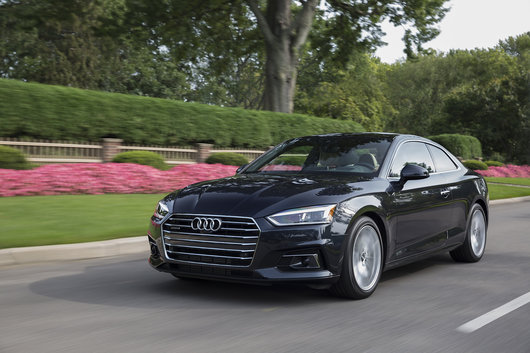 81 A 2019 Audi A5 Coupe Style