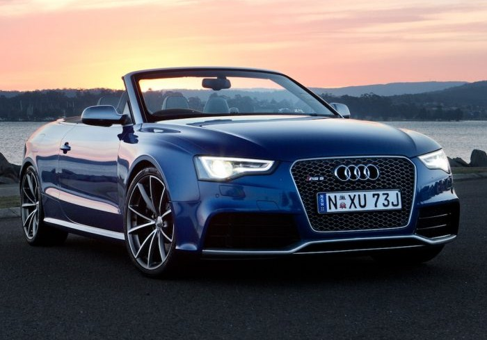 81 A 2020 Audi Rs5 Cabriolet Pricing
