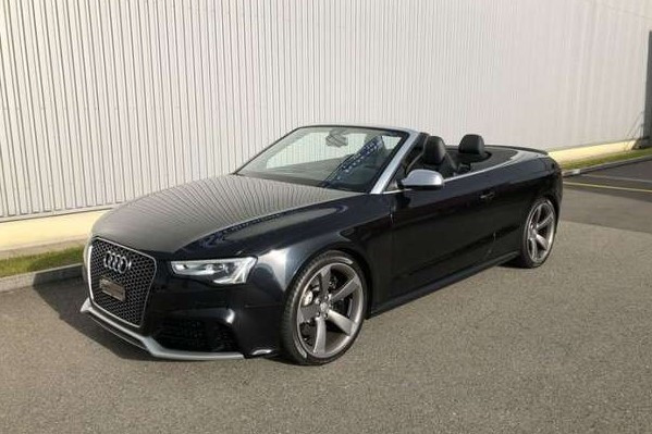 81 A 2020 Audi Rs5 Cabriolet Release