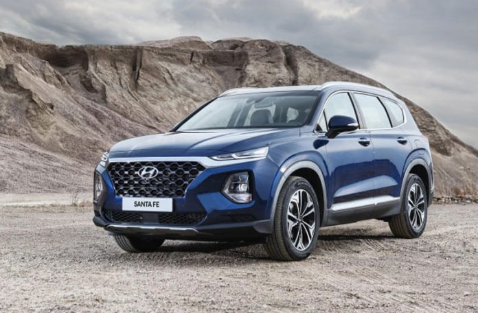 81 A 2020 Hyundai Santa Fe Ratings