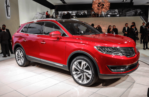 81 A 2020 Lincoln MKX Concept and Review