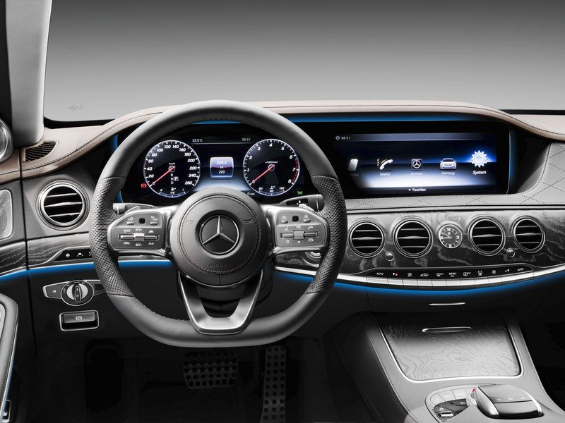 81 A 2020 Mercedes S Class Release Date and Concept