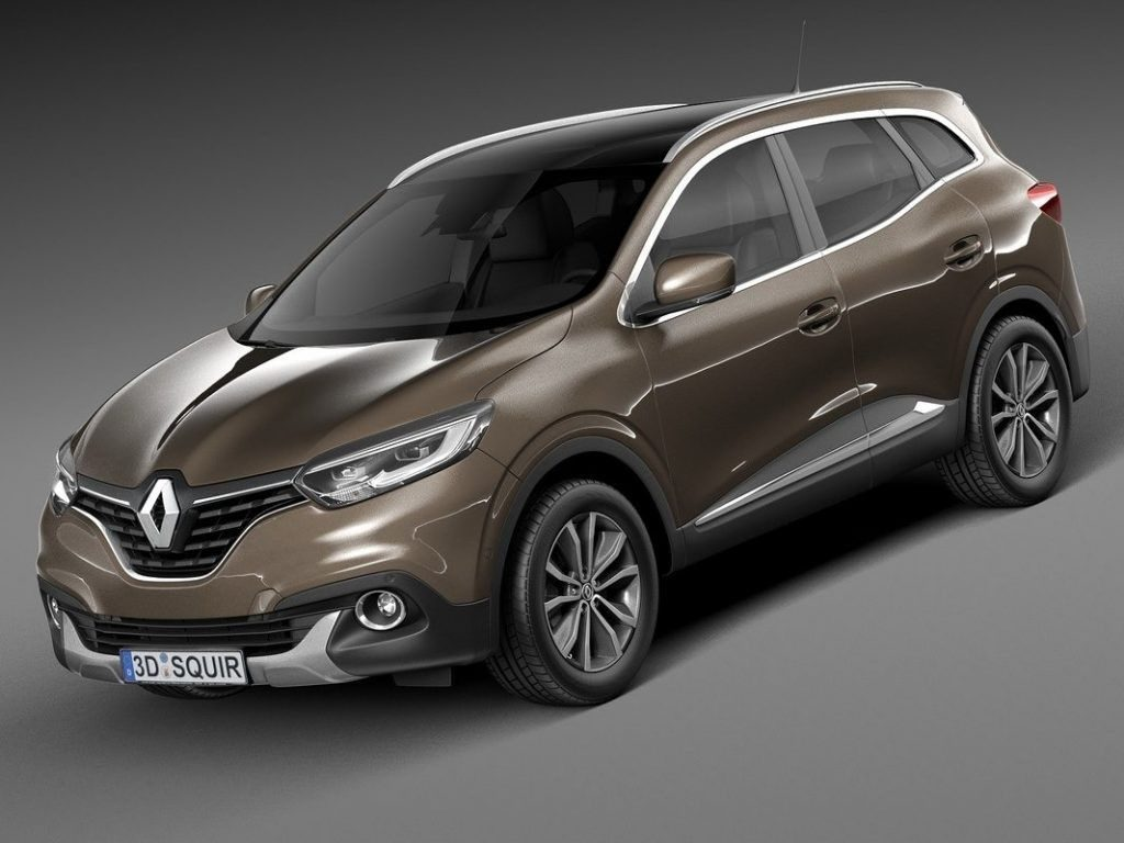 81 A 2020 Renault Kadjar Redesign and Concept