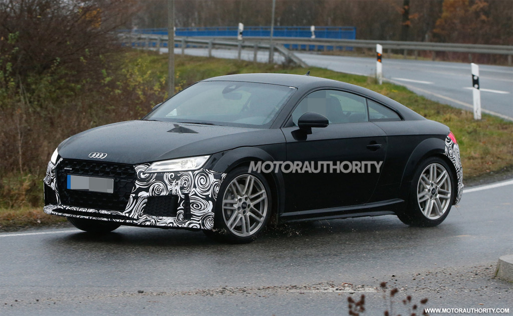 81 All New 2020 Audi TT Picture
