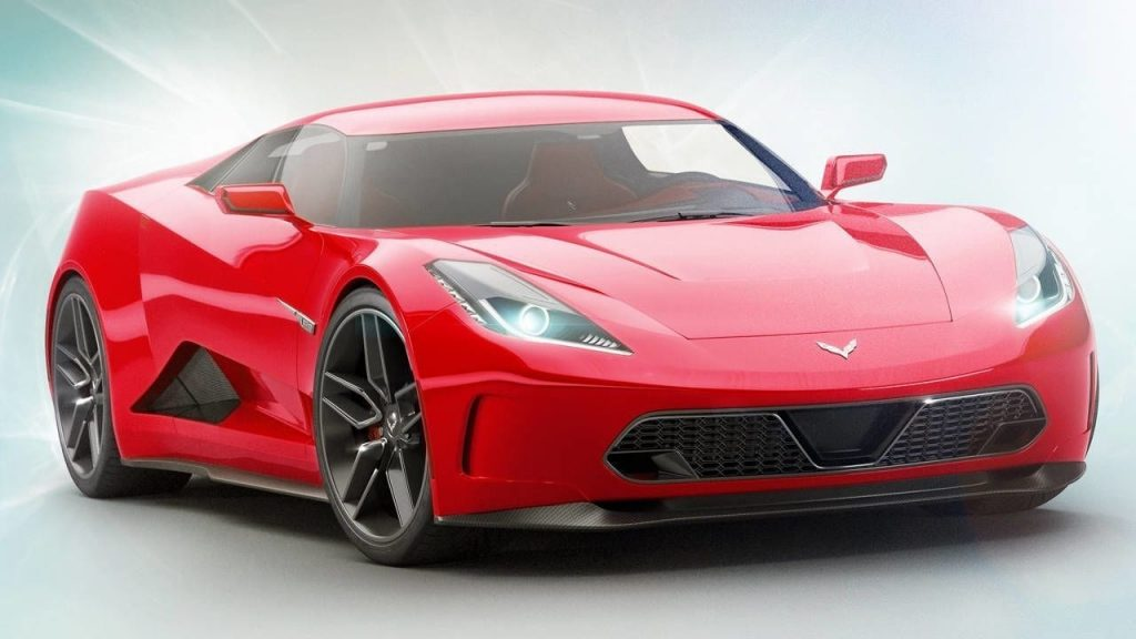 81 All New 2020 Corvette Z07 Picture