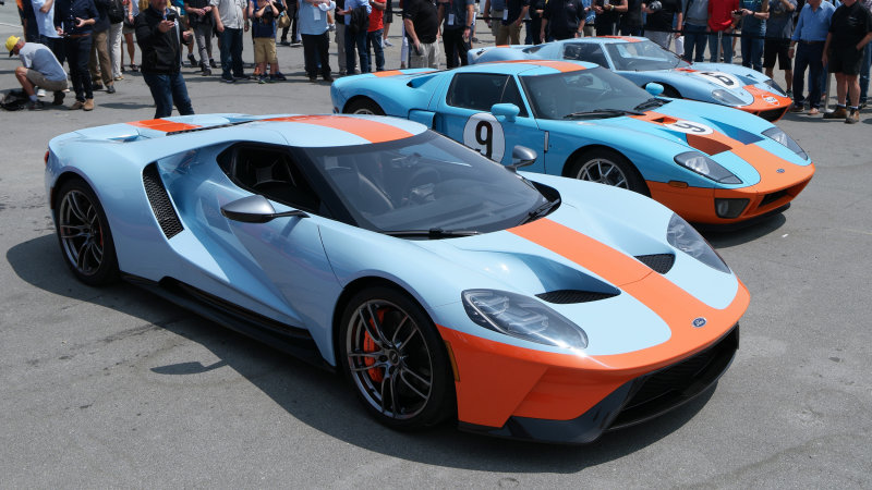 81 All New 2020 Ford GT40 Redesign and Review