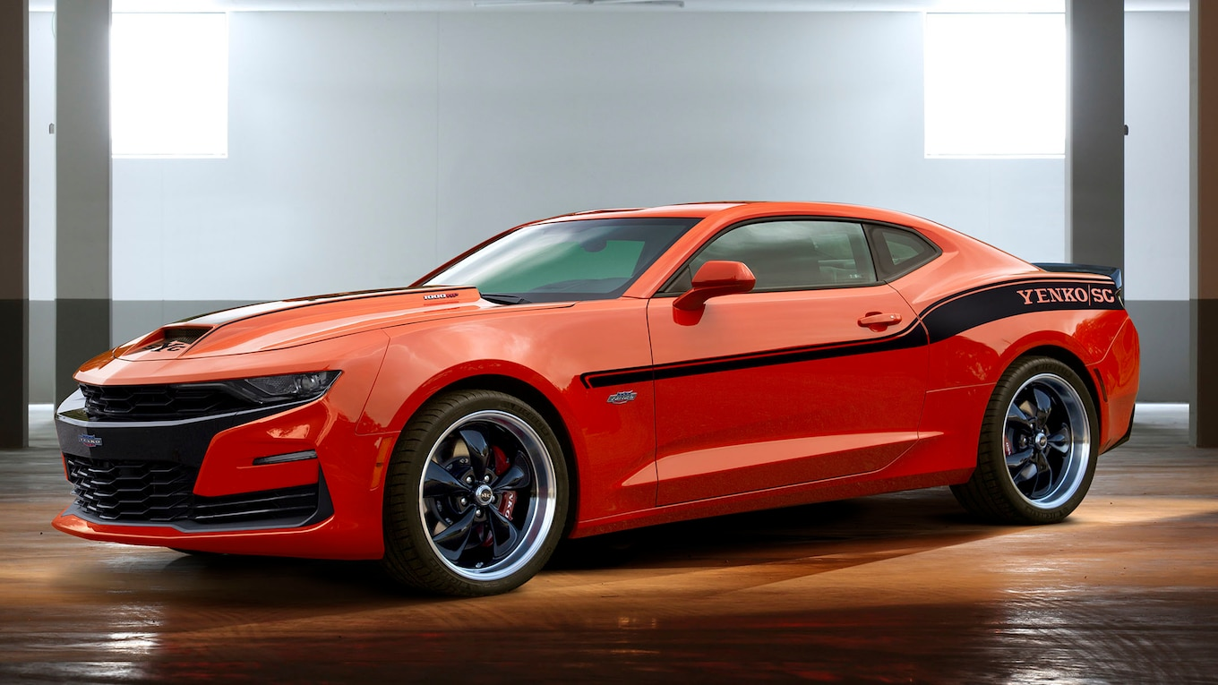 81 Best 2019 Camaro Z28 Horsepower Pictures