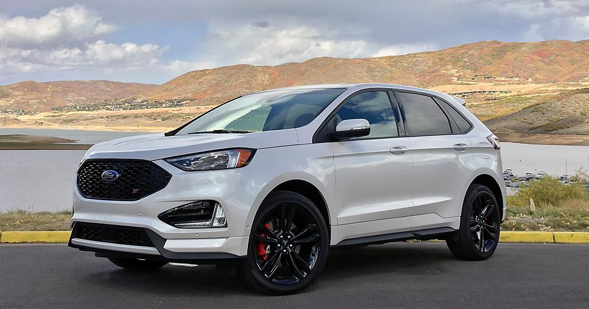 81 Best 2019 Ford Edge Sport Spesification