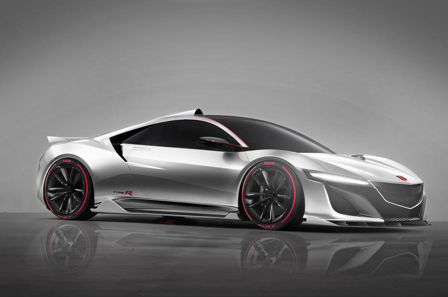 81 Best 2020 Acura Nsx Type R Pictures