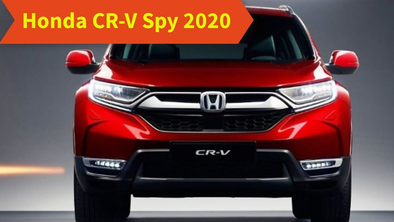 81 Best 2020 Honda CRV Overview