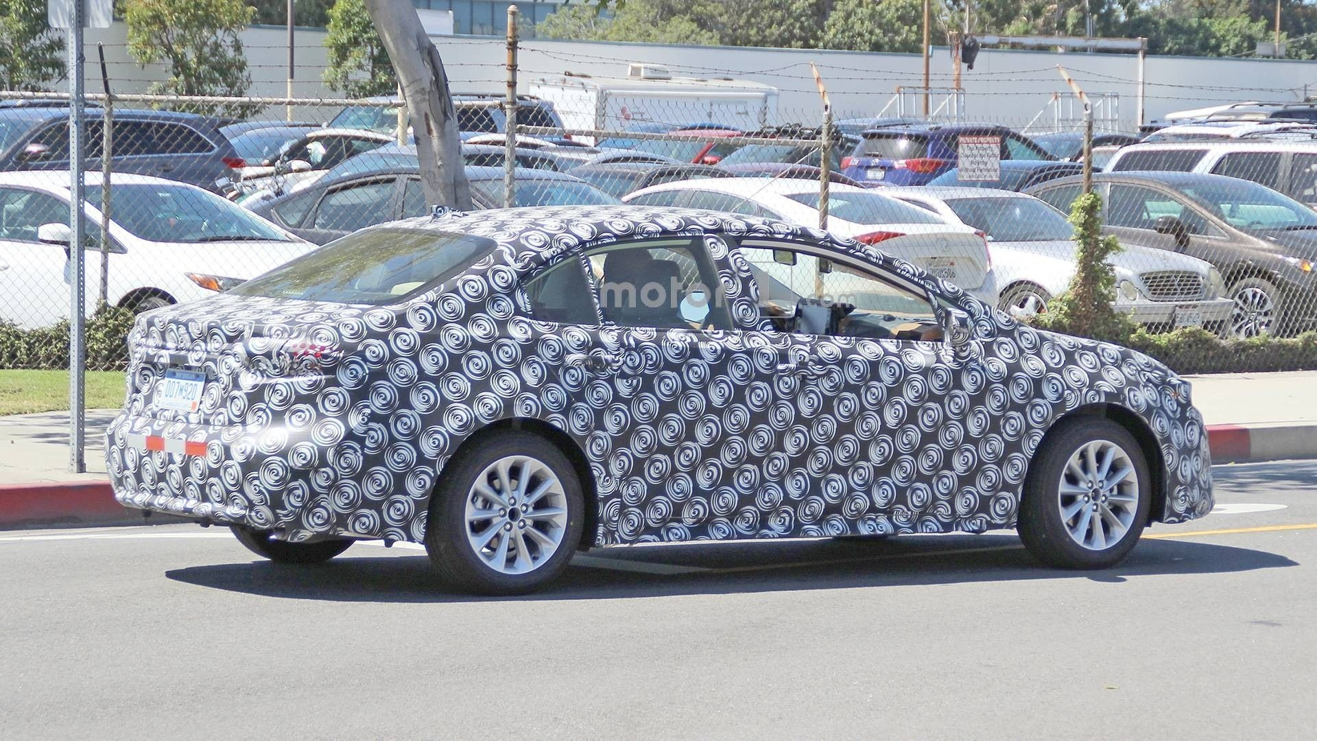 81 New 2020 New Toyota Avensis Spy Shots Model