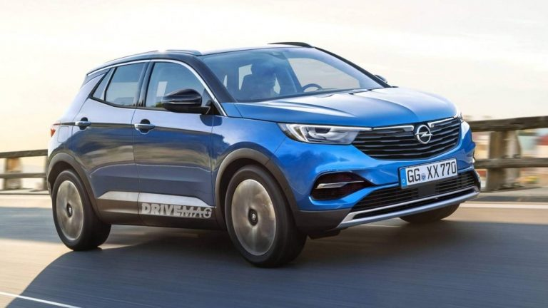 81 New 2020 Opel Adam Rocks Images