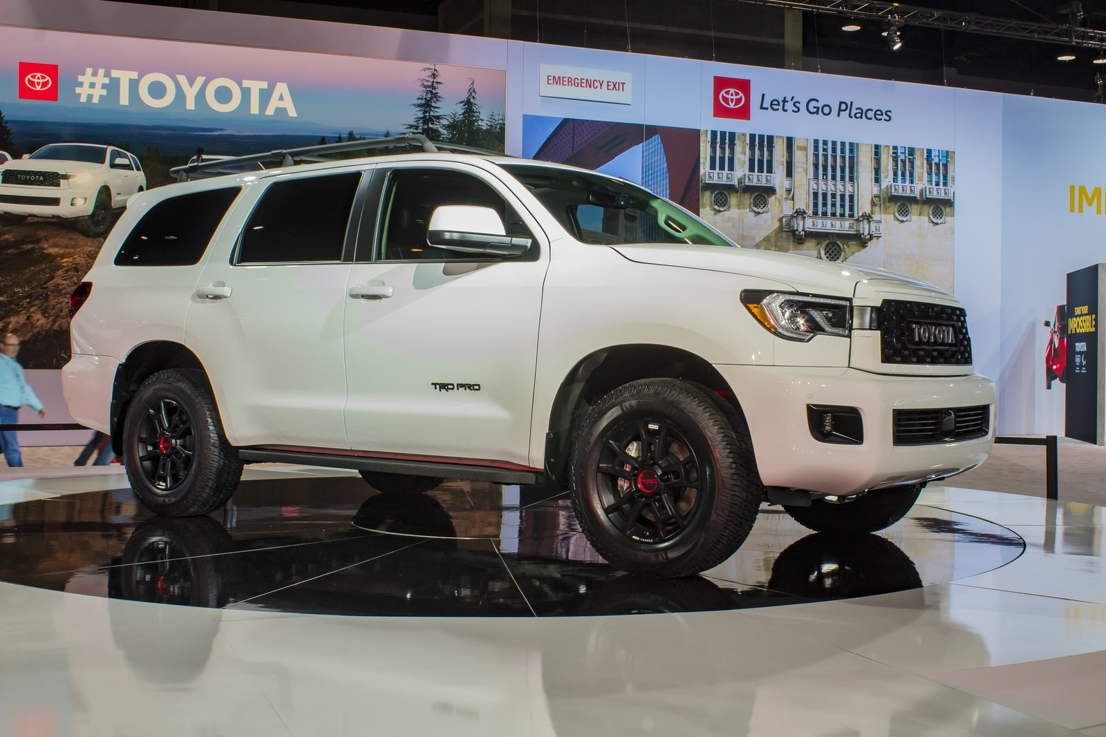 81 New 2020 Toyota Sequoia Review