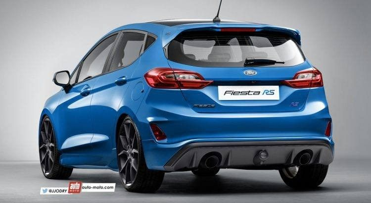 81 The 2019 Ford Fiesta St Rs Specs and Review