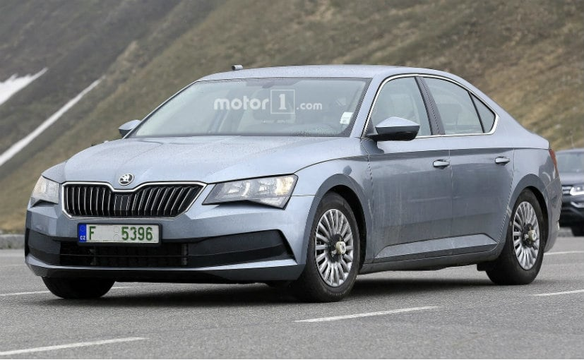 81 The 2019 New Skoda Superb Engine