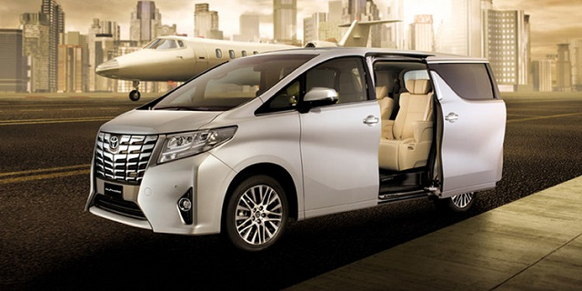 81 The 2019 Toyota Alphard New Model and Performance