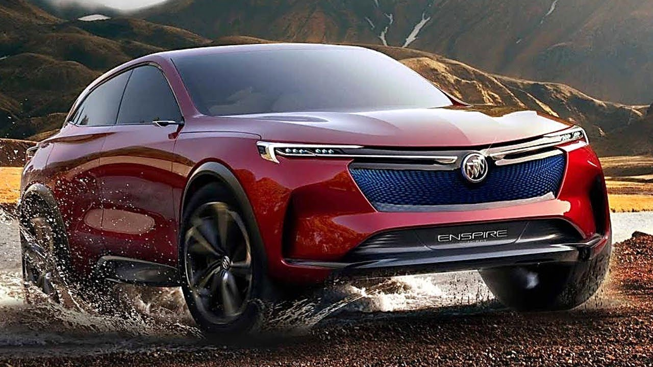 81 The 2020 Buick Envision Research New