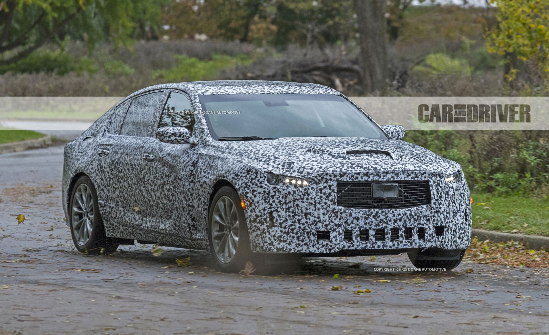 81 The 2020 Cadillac XTS Style
