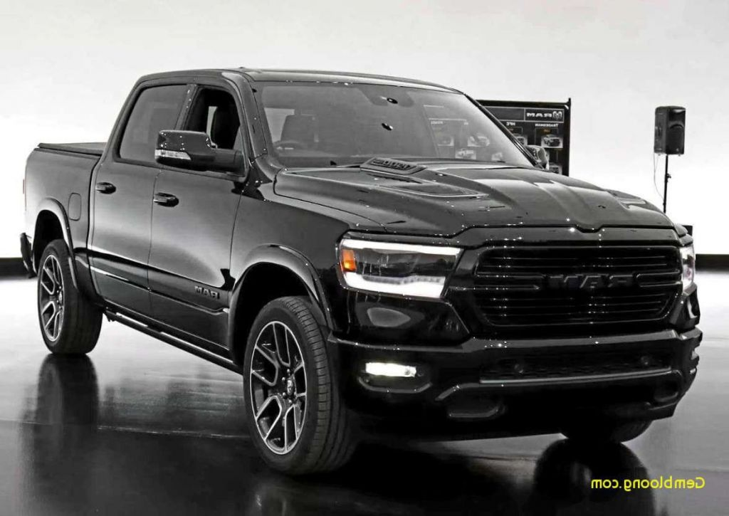81 The 2020 Ram 1500 Hellcat Diesel New Review