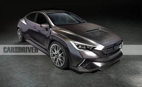 81 The 2020 Subaru WRX STI Specs