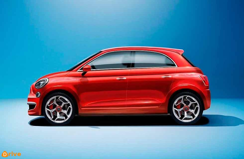 81 The Best 2020 Fiat 500X Picture