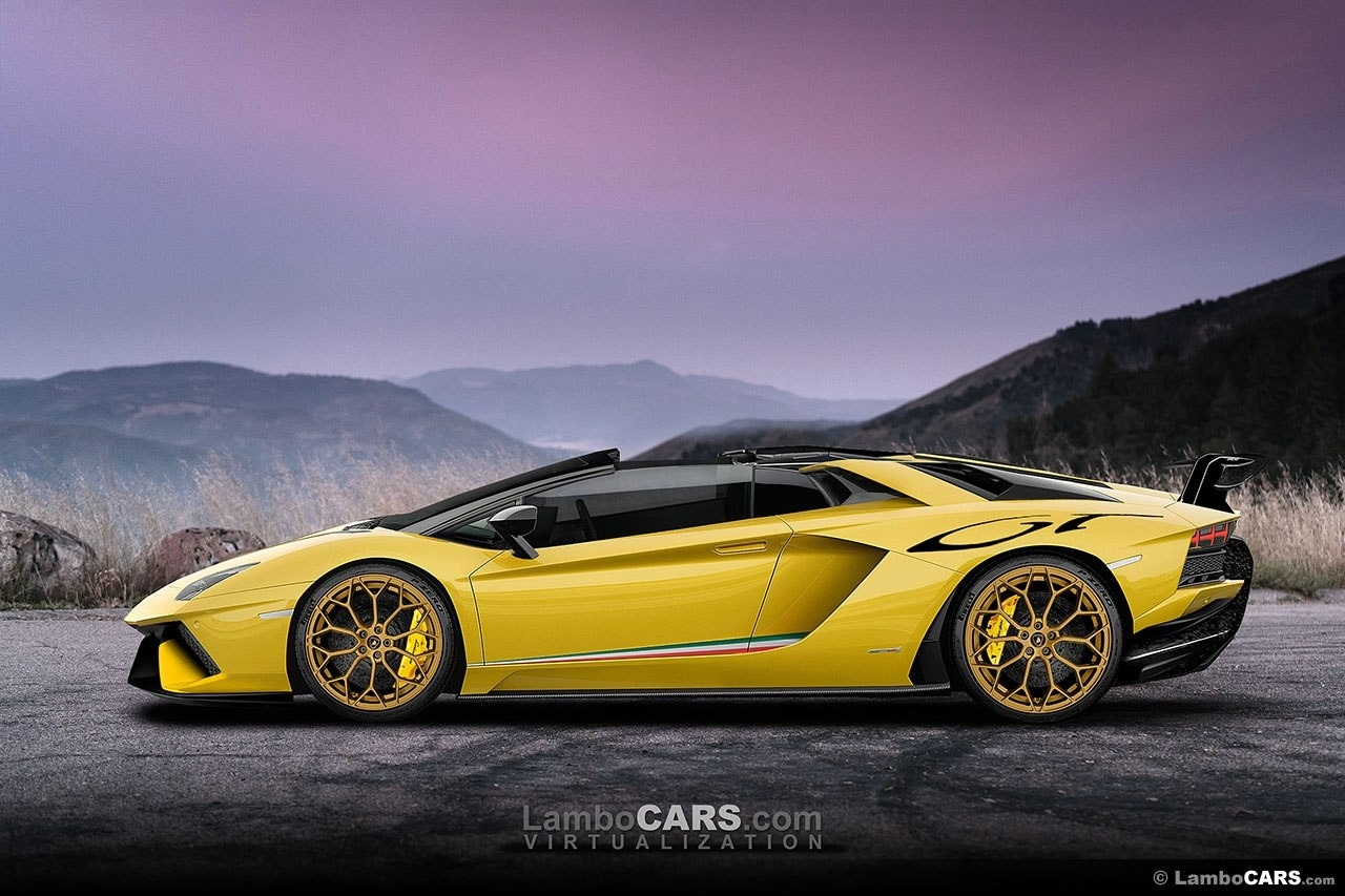 81 The Best 2020 Lamborghini Ankonian Configurations