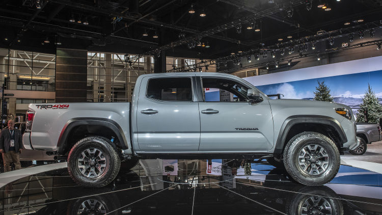 81 The Best 2020 Toyota Tacoma Pricing