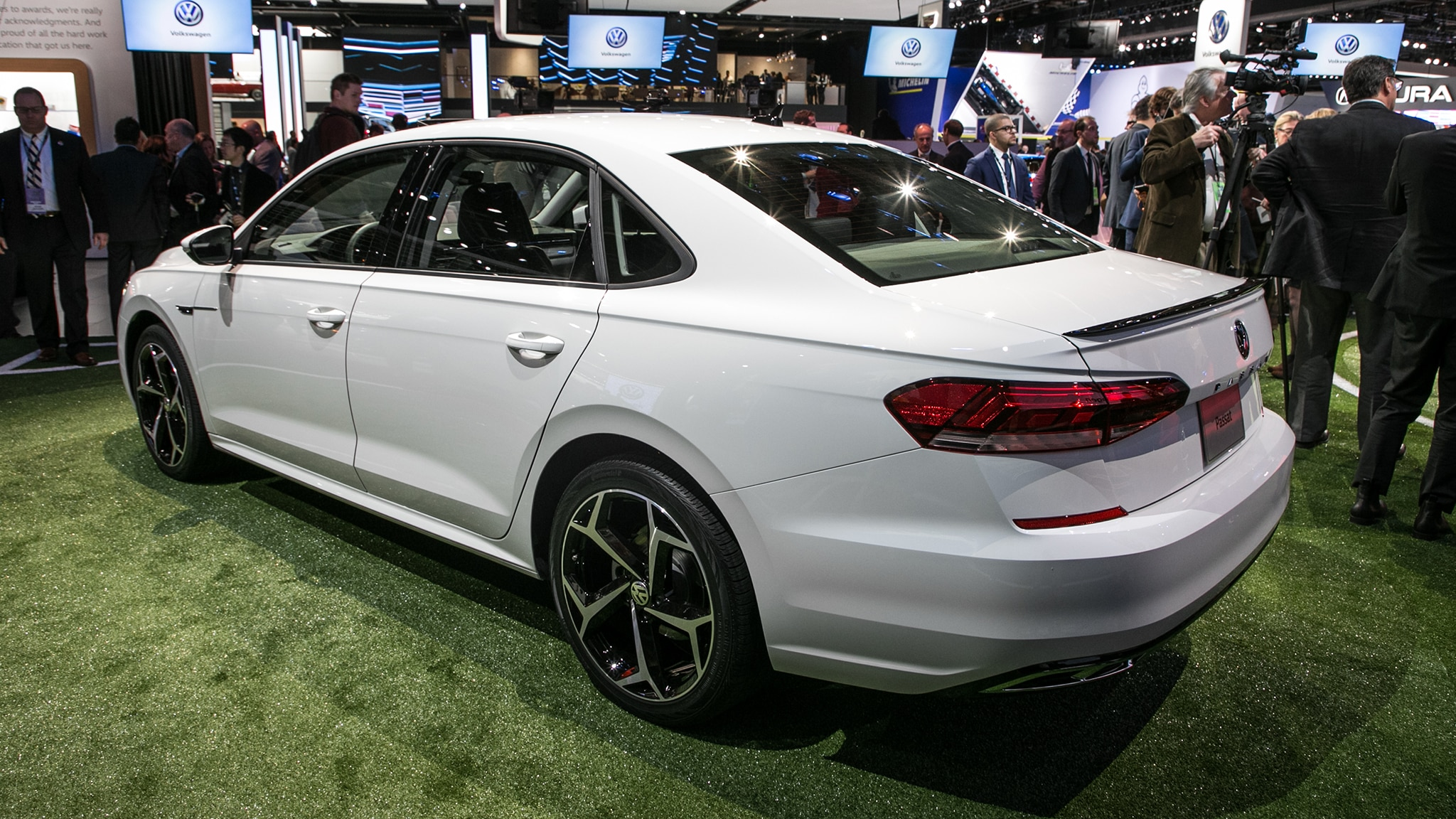 81 The Best 2020 Vw Passat Release