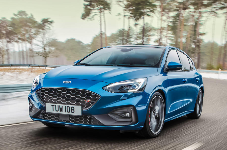 82 A 2019 Ford Focus Prices