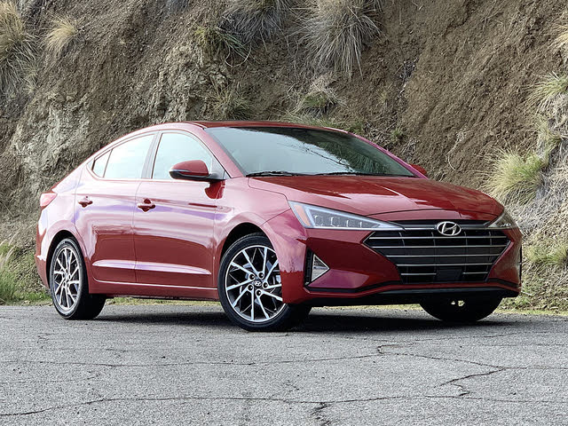 82 A 2019 Hyundai Elantra Sedan Picture