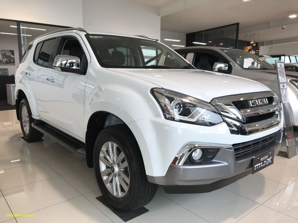82 A 2020 Isuzu MU X Prices