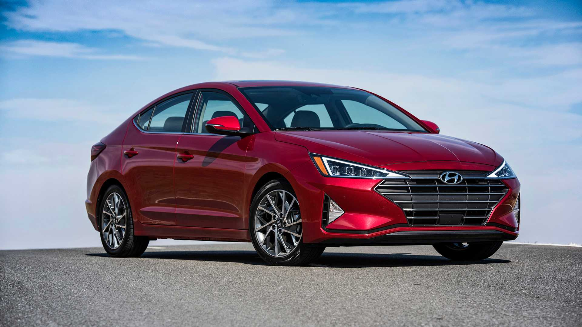 82 All New 2019 Hyundai Elantra Sedan New Model and Performance