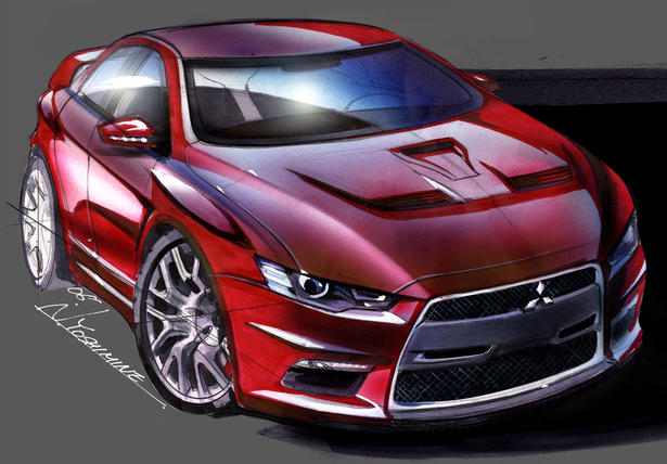 82 All New 2020 Mitsubishi Lancer EVO XI Concept