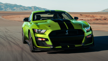 82 All New 2020 Mustang Gt500 Style
