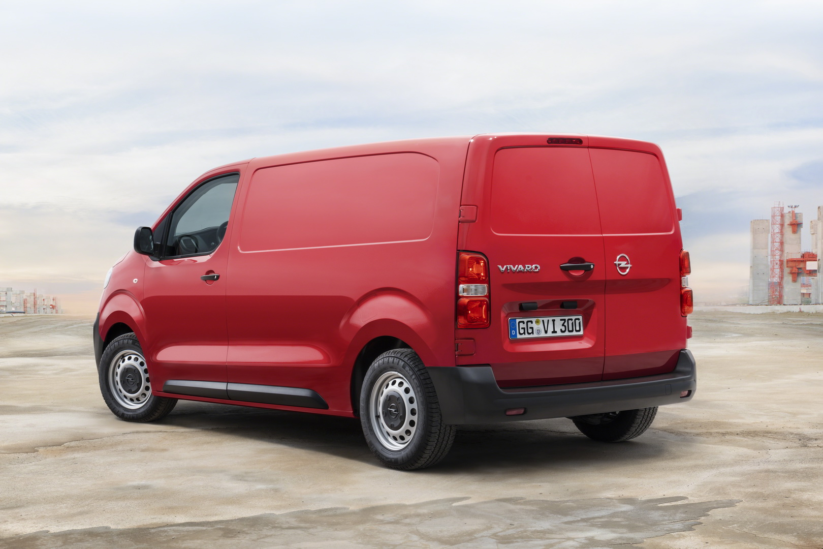 82 All New 2020 Opel Vivaro Redesign and Concept