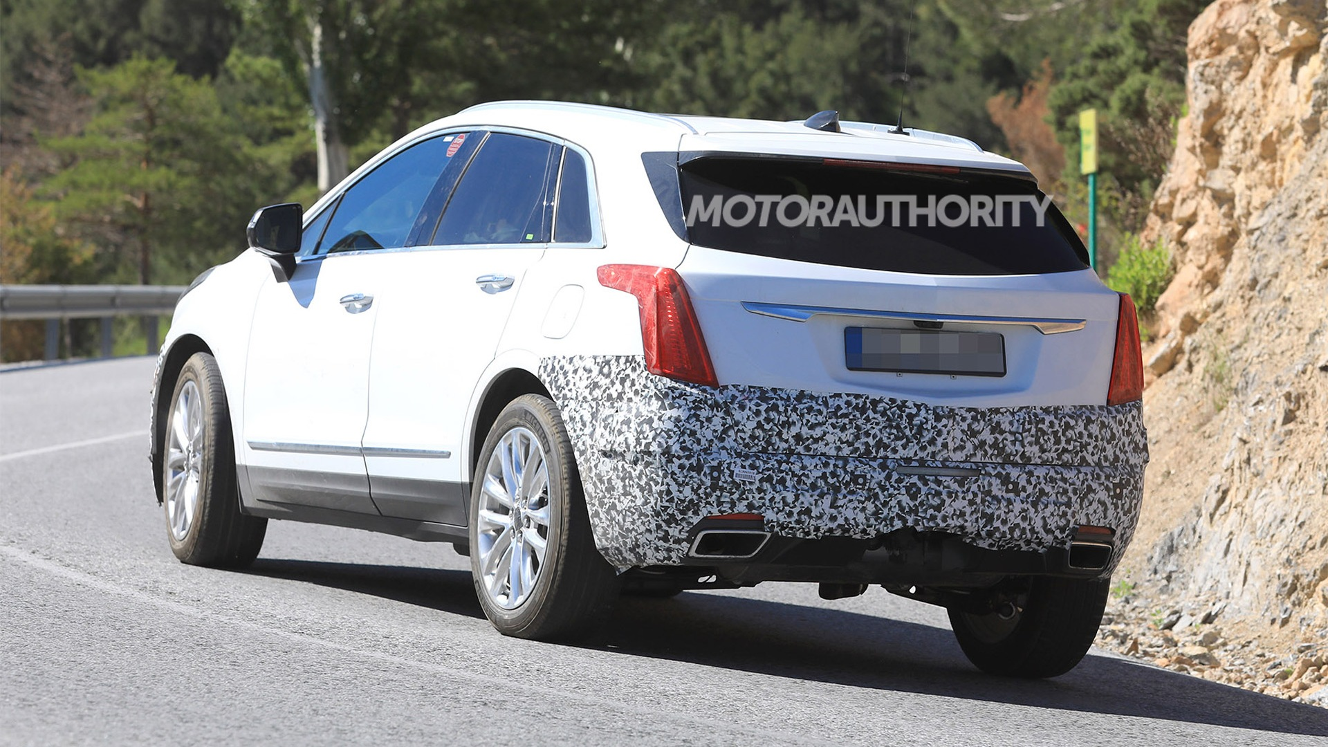82 All New 2020 Spy Shots Cadillac Xt5 Price Design and Review