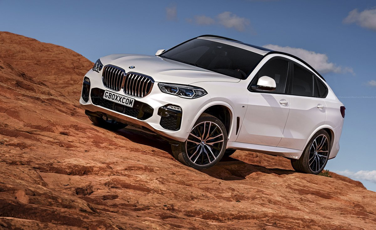 82 All New BMW X62020 Pictures