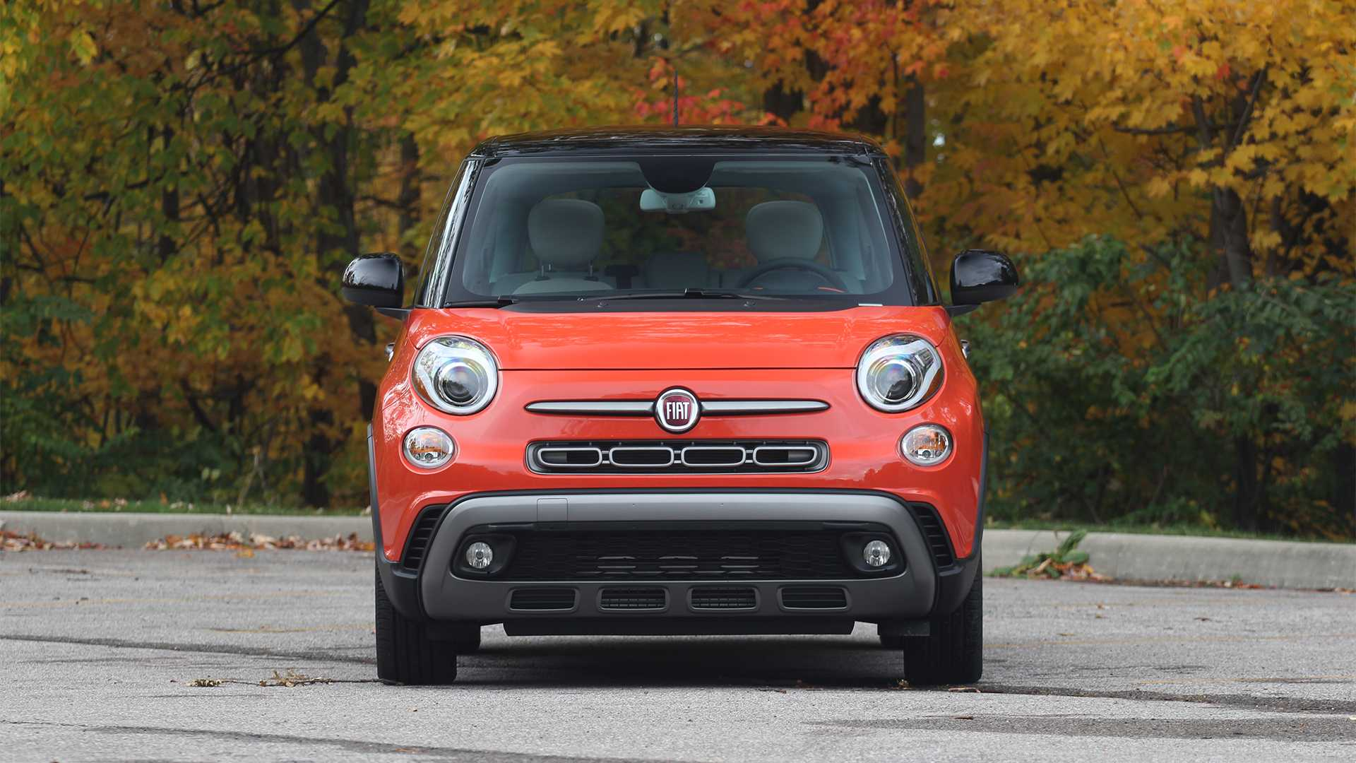 82 New 2019 Fiat 500L Performance