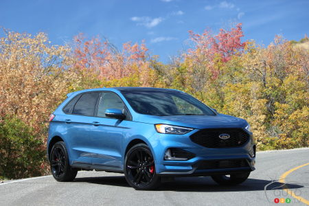 82 New 2019 Ford Edge Sport Redesign