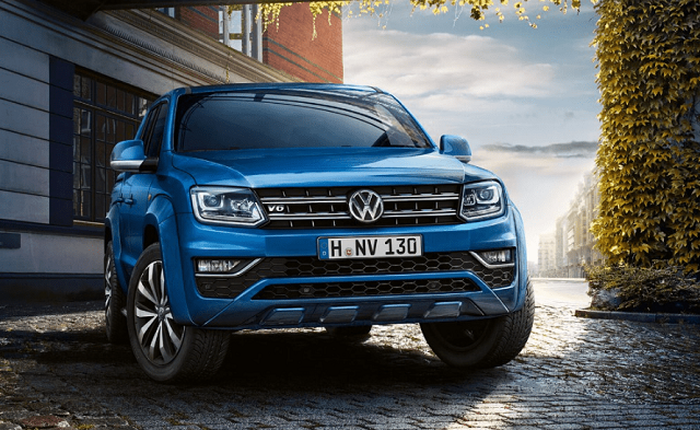 82 New 2020 VW Amarok Speed Test