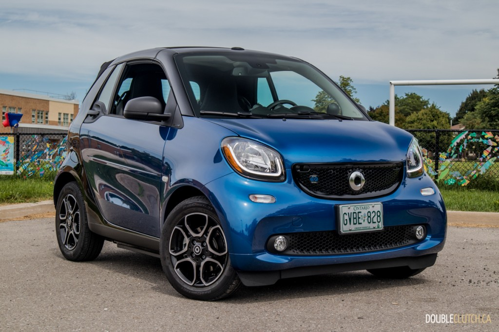 82 The 2019 Smart Fortwo Specs