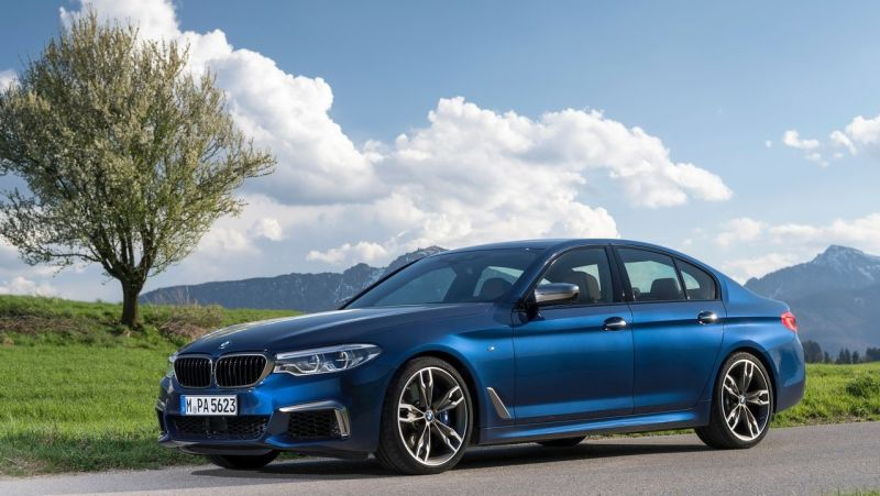 82 The 2020 BMW 5 Series Reviews