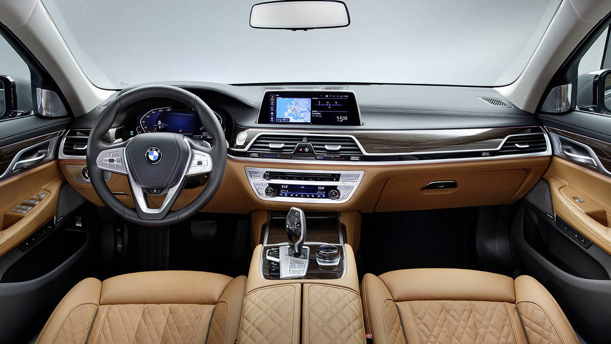 82 The 2020 BMW 7 Series Pictures