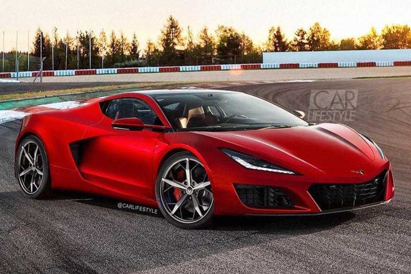 82 The 2020 Corvette Stingray Performance and New Engine