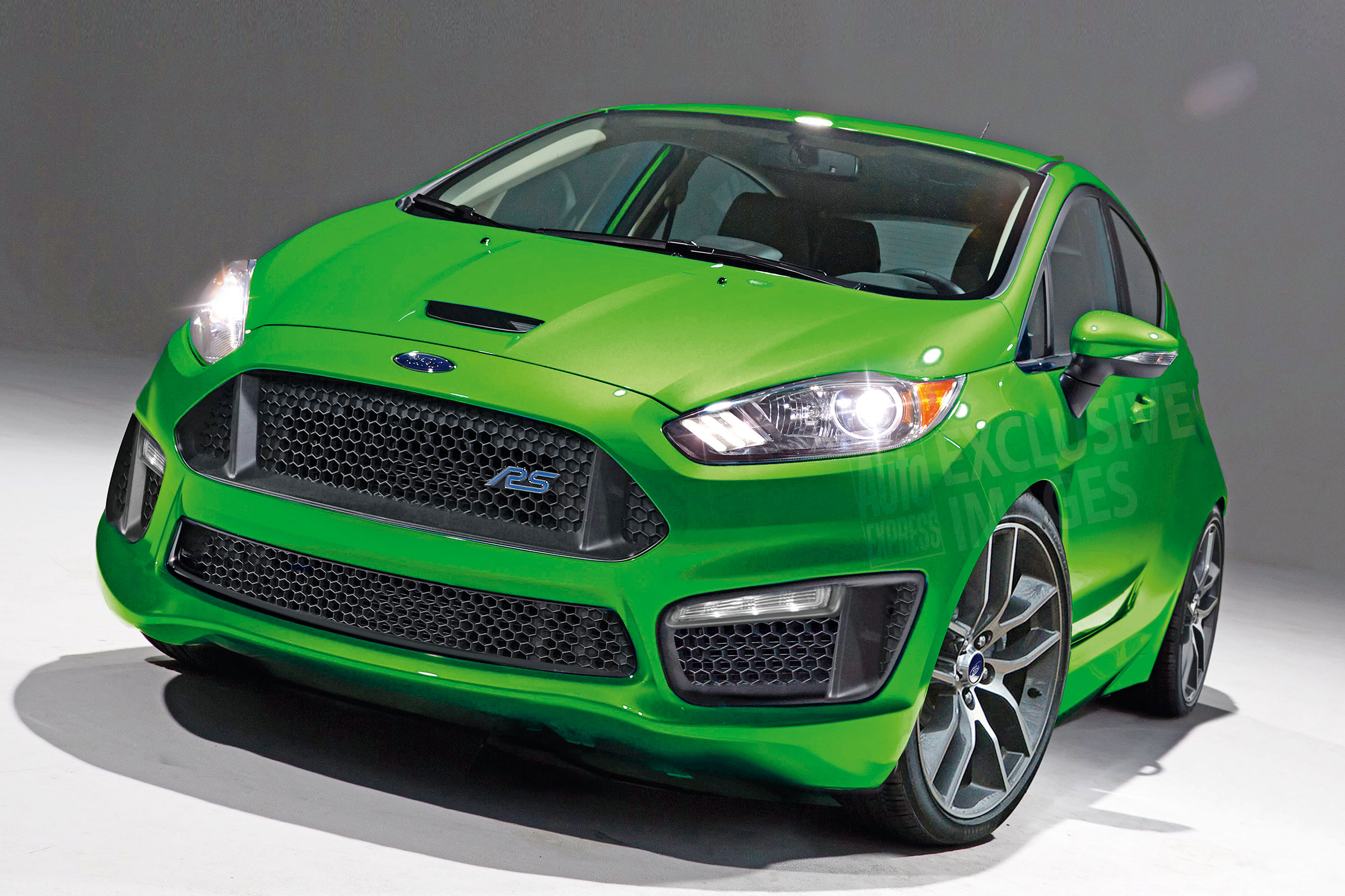 82 The 2020 Ford Fiesta St Rs Price and Review