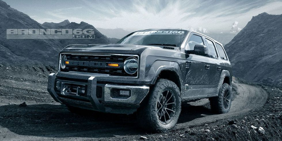 82 The 2020 Ford Troller T4 Release Date and Concept