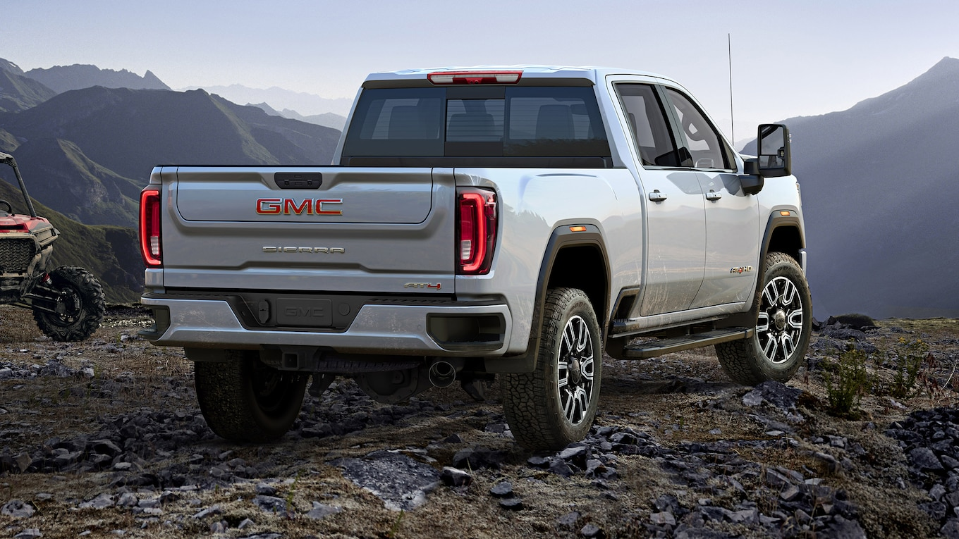82 The 2020 GMC Sierra 1500 Diesel Review and Release date
