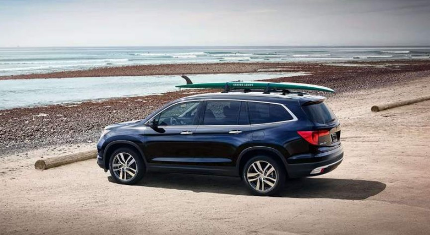 82 The 2020 Honda Pilot Spy Prices